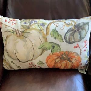 Pottery Barn Fall Pillow . Like New condition